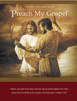 Image of Preach My Gospel Manual