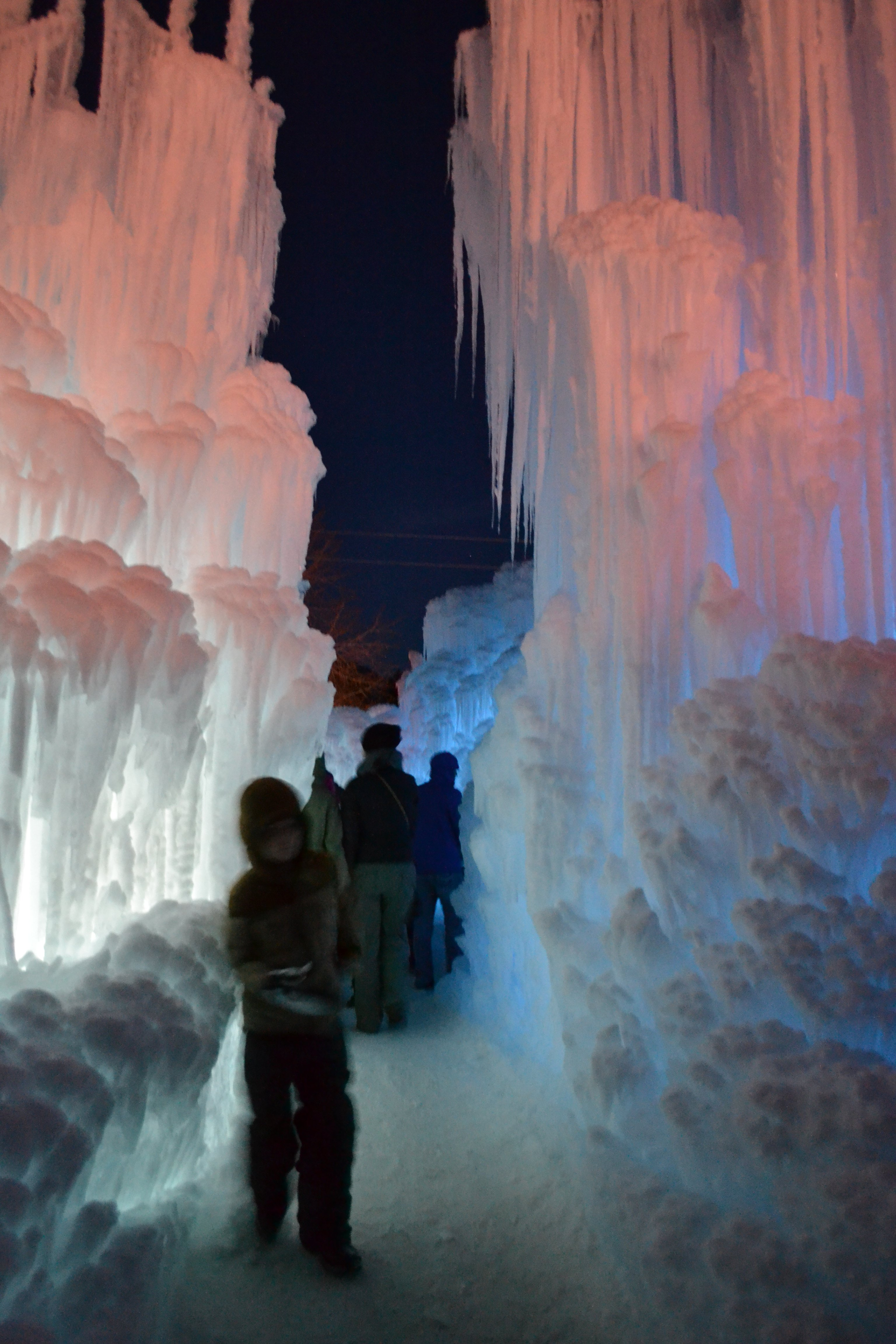 photography � ice castles in midway utah sixteen small