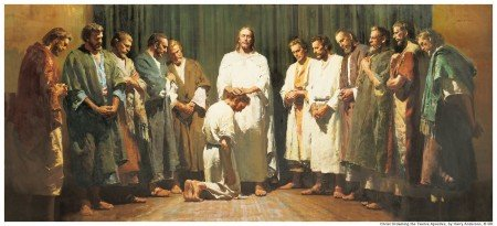 Christ-Ordaining-The-Apostles