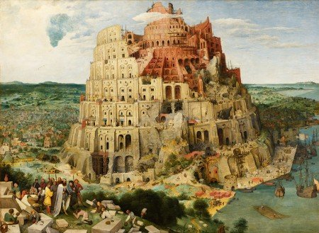 The-Tower-of-Babel-Pieter-Bruegel