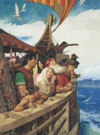 lehi-people-arrive-promised-land-39644-print